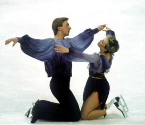 Torvill and Dean: the ultimate successful collaboration?